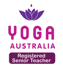 Yoga Australia Registered Senior Teacher