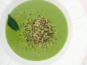 fresh_mint_and_pea_soup